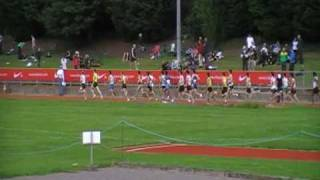 Watford BMC GP 13-06-09 Mens 5000m B Race Laps 2 to 6