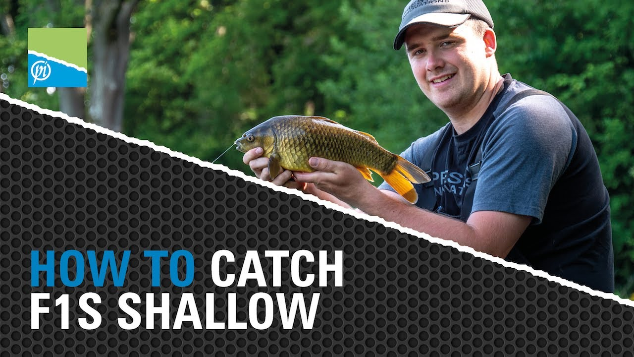 How To Catch F1s Shallow | Matty Dawes