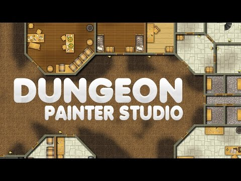 Dungeon maps for RPG  Create maps online, download as PDF