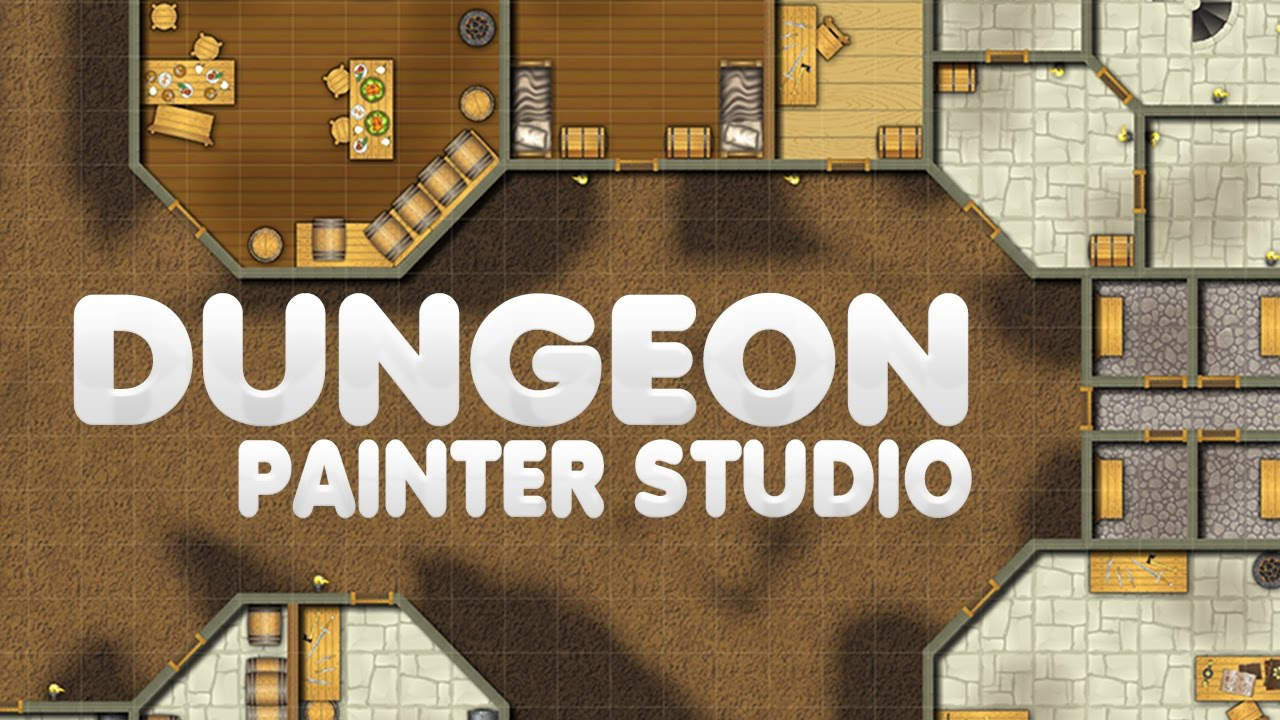 dungeon maps for rpg