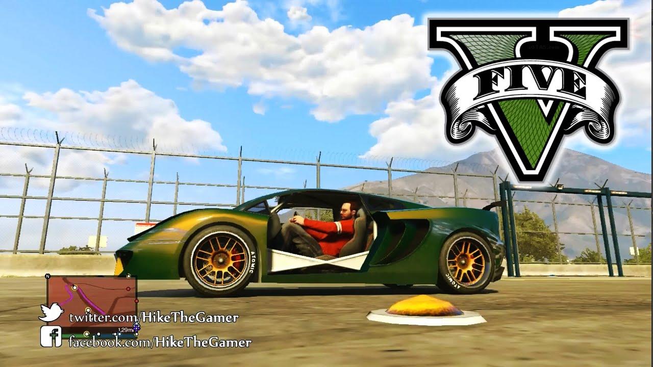 Gta 5 Free Roam Livestream Custom Cars Gta V Online