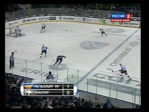 Хет-трик Малкина + Реакция Твалтвадзе и Гимаева :)