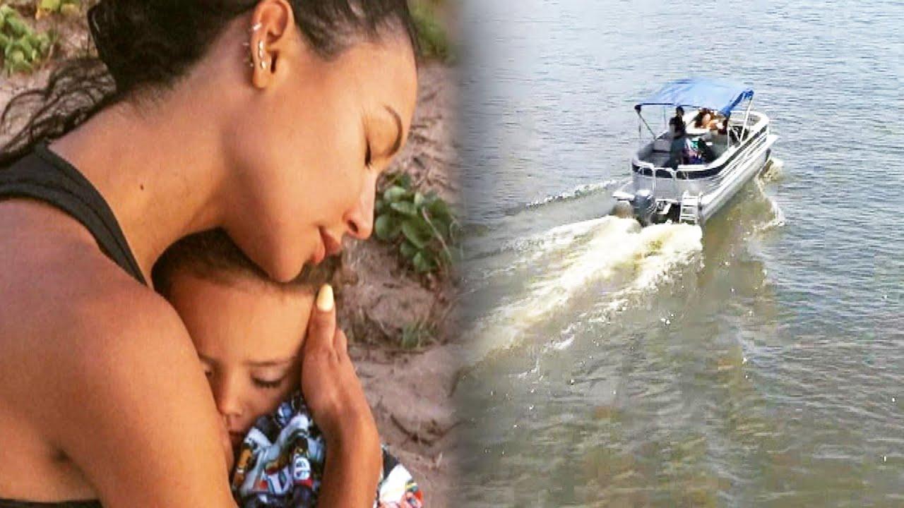 Download Naya Rivera Died a Hero Saving Her 4-Year-Old Son