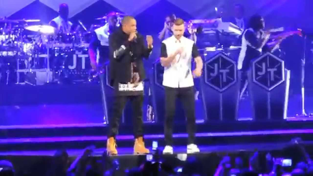 Download Justin Timberlake & Jay Z - Holy Grail (Live at Barclays Center)