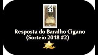 🌟Resposta do Baralho Cigano🌟 (Sorteio Extra) 2018 #1