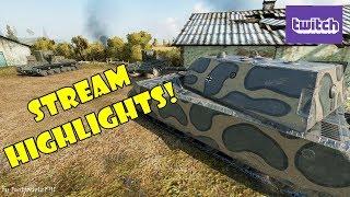 Stream Highlights by JustforlolzFYI! [World of Tanks]
