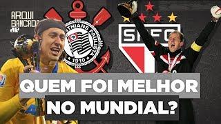 Cássio em 2012 x Rogério Ceni em 2005: quem foi MELHOR no Mundial?