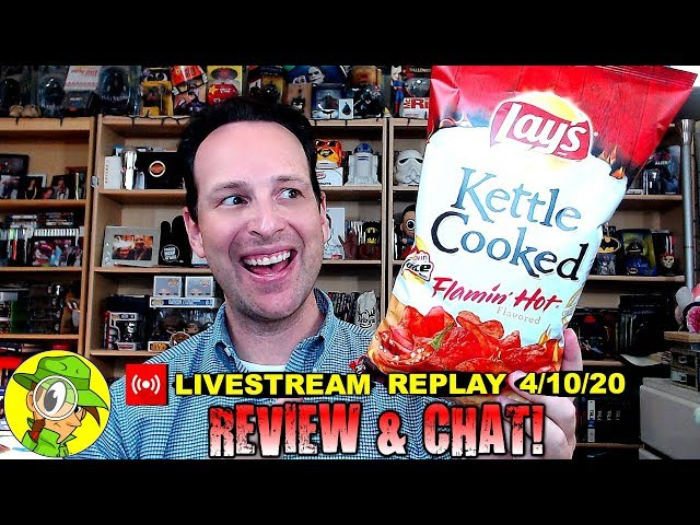 Lay's® | Kettle Cooked | FLAMIN' HOT® Review