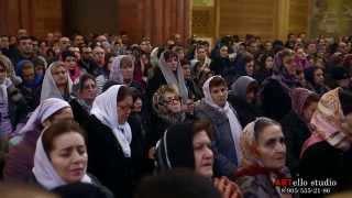 Пасха 2015 кафедральный собор Армянской Апостольской церкви в Москве(, 2015-04-05T20:16:10.000Z)