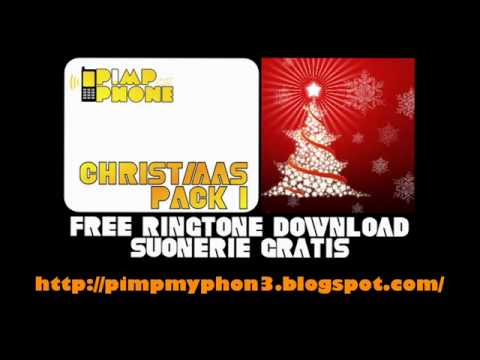 Christmas Ringtone Pack for iphone, smartphone & mobile device