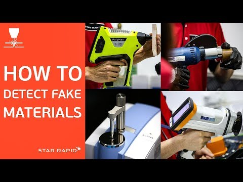How to Detect Fake Materials || OES, XRF Analyzer, Bruker Alpha FTIR & Polymax