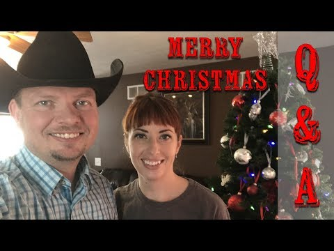 Part 2 - Ranch Talk - Christmas on the Ranch