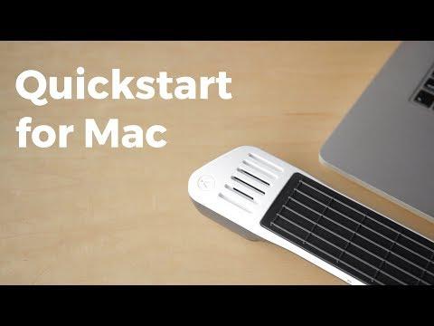 Quickstart for Mac – Artiphon INSTRUMENT 1
