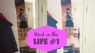 Week in the Life #1: OOTDs, Work, && Weekend Adventures! ♥ Thumbnail