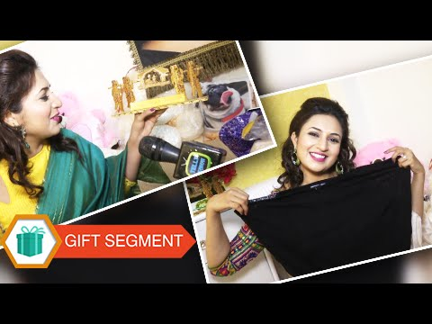 Divyanka Tripathi Gets Emotional by Receiving Gifts from Her Fans | Exclusive Interview