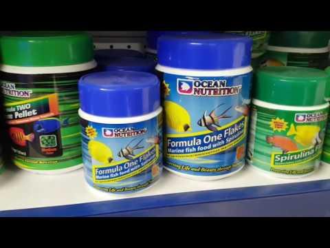 Comida Ocean Nutrition