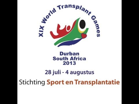Sport en Transplantatie - Terugkomst WTG Team uit Durban - WTG 2013 Novartis 5 aug 2013