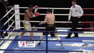 Astana Arlans Kazakhstan v Puerto Rico Hurricanes - World Series of Boxing Season V Highlights