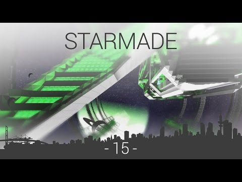 Starmade - EP15 - new universe and new shipyard