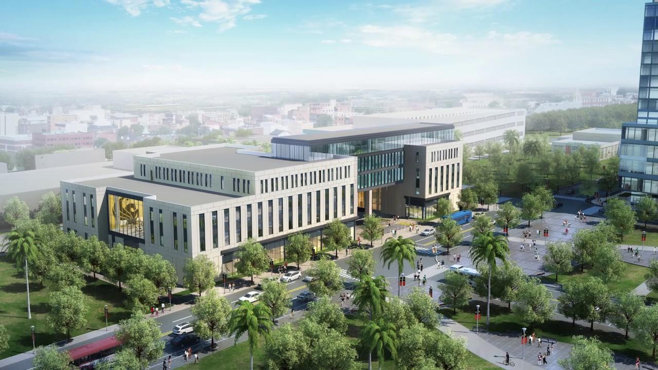 Ucf Campus A New 21st-Century Cam...