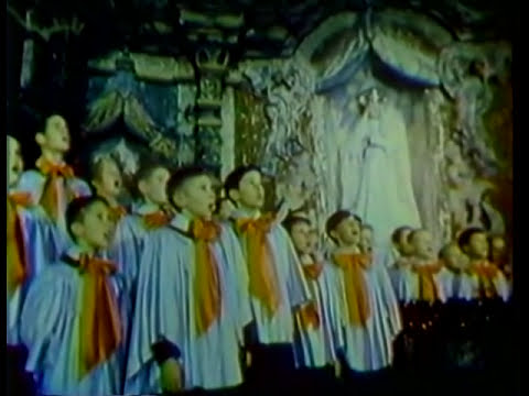 Let The Desert Be Joyful  Tucson Arizona Boys Chorus (1966)