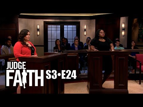 Judge Faith - Lawn and Order; Mutual Mistake Season 3:  Episode 24