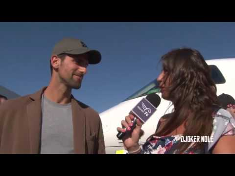 Novak Djokovic Interview (in Spanish) - ATP Acapulco 2017