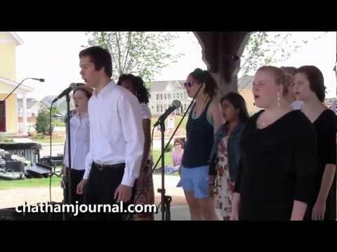 Northwood High School choir performs in May