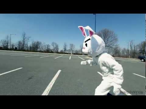 Evil Easter Bunny vs. Carrot