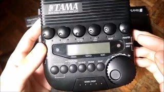 Unboxing Tama Rhythm Watch RW200