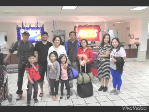 Eugenio Family in Guam