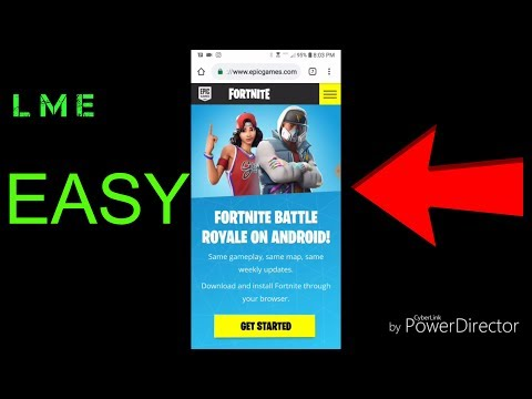 how-to-download-fortnite-on-android-in-2019-(working)