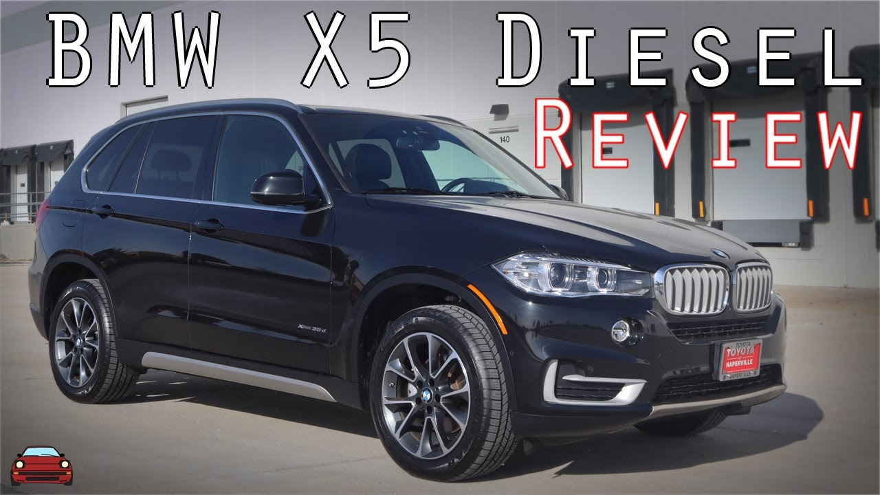 2018 Bmw X5 35d Review Youtube