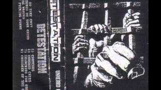 DETESTATION - Unheard Cries [FULL TAPE]
