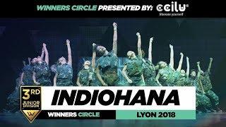 Indiohana Kids I 3rd Place Junior Division I Winners Circle I World of Dance Lyon 2018 I #WODFR18