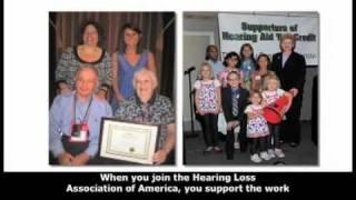 HLAA - Teamwork for Hearing Loss Awareness