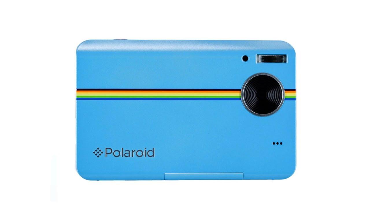 7263e4f2b47 Quick Look   Polaroid Z2300 Instant Digital Camera - YouTube