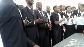 URCSA CYM Southern Synod