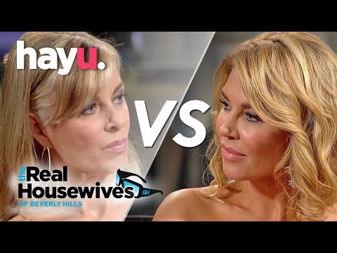 Eileen & Brandi Fight on the Reunion Show // The Real Housewives of Beverly Hills // Season 5