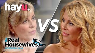 Eileen & Brandi Fight on the Reunion Show | The Real Housewives of Beverly Hills | Season 5