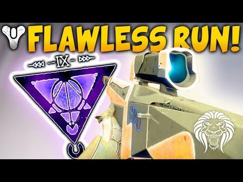 Destiny 2: TRIALS OF THE NINE FLAWLESS RUNS! New Loot Drops, The Spire & Level 300+ Rewards
