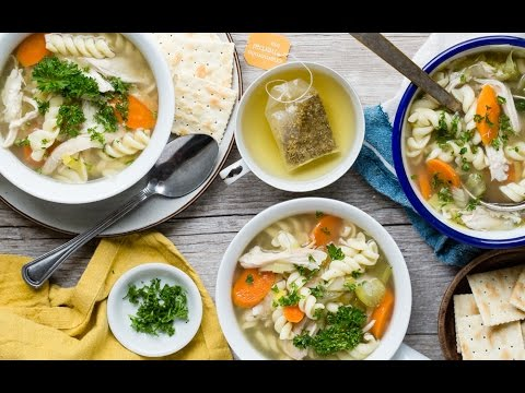 Slow Cooker Chicken Noodle Soup - Healthy Recipes - Weelicious