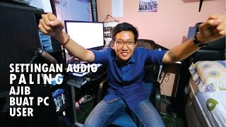 Cara Menyambungkan Home Theater ke PC Indonesia Tutorial
