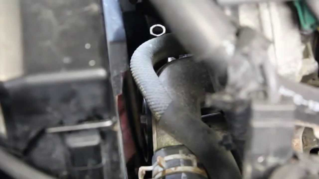 2002 2006 Nissan Altima 35 V6 Serpentine Belt Replacement Youtube Exhaust System Diagram Premium