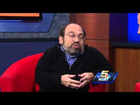 Actor Danny Woodburn visits WLWT, talks about ReelAbilities Film Festival