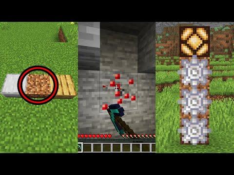 Fitur Minecraft Yang Tidak Kau Ketahui Tapi Sudah DIHILANGKAN