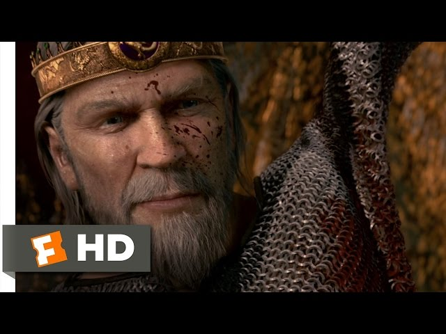 Beowulf movie and book analysis help?