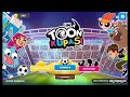 TOON KUPASI 2018/CARTOON NETWORK 'ÜN FUTBOL OYUNU