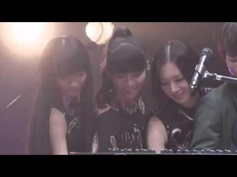 Perfume X Weaver「シークレットシークレット」 Perfume FES!! 2015 三人祭