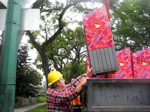 Winnipeg North Removal Of Canada Post Mail Drop Boxes